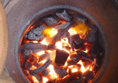 Coal Tandoor