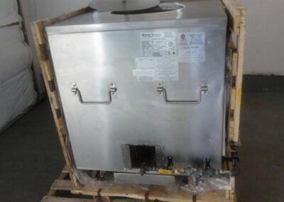 Tandoor Gas Clay Oven Fully Assembled