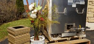 Clay tandoor ovens
