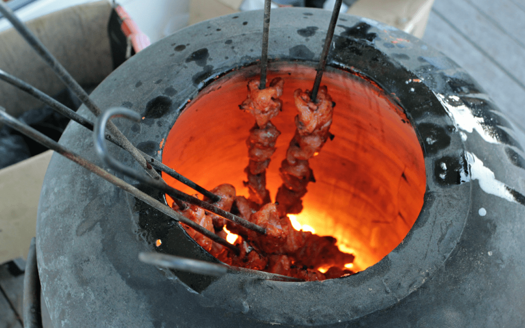 How to cure a Tandoor Oven