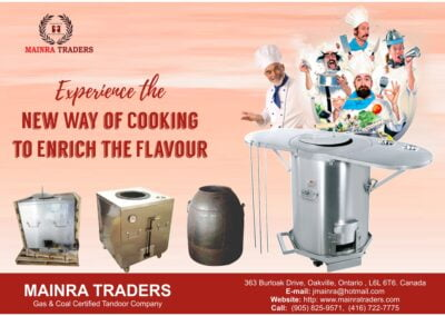 Tandoor products