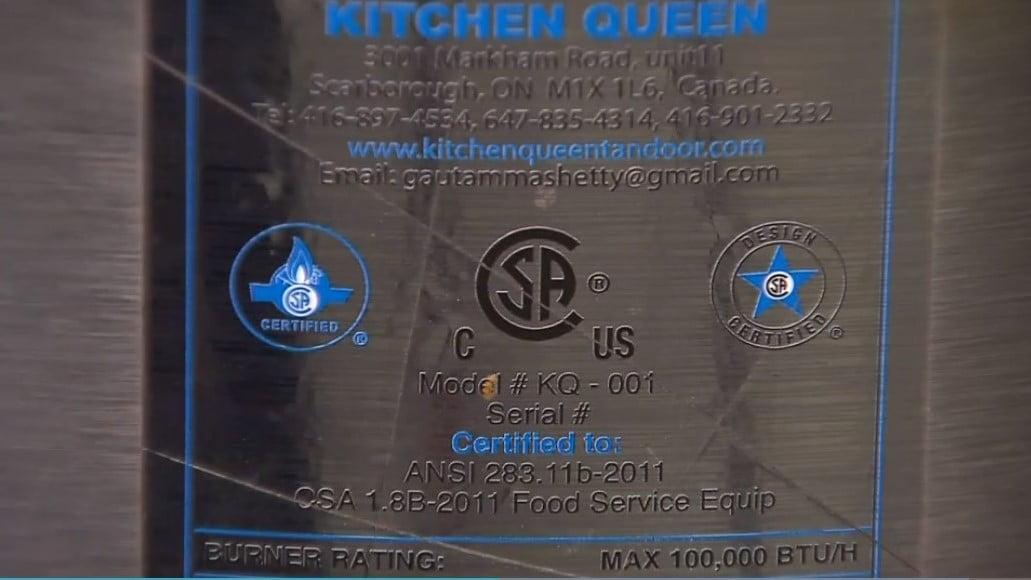 counterfeit tandoor ovens